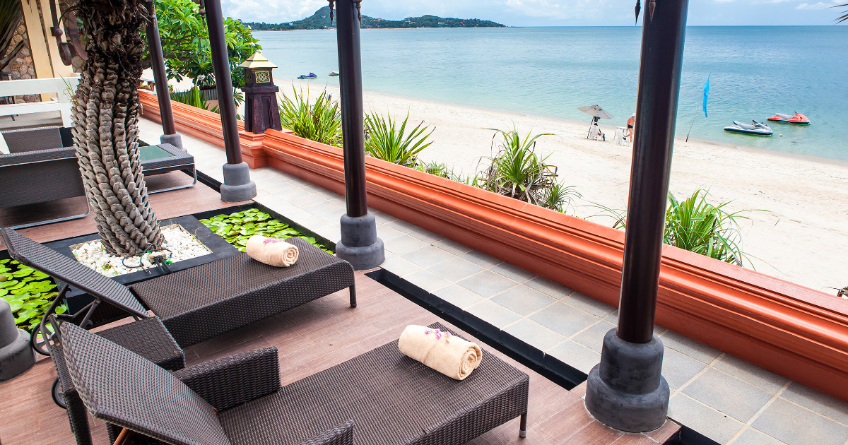 "Lynn News: ""Luxurious Thailand Resort fit for a King"""