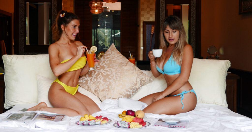 """Bikini Girls Diary: """"Ammatara Pura: Pool villas in paradise"""""""